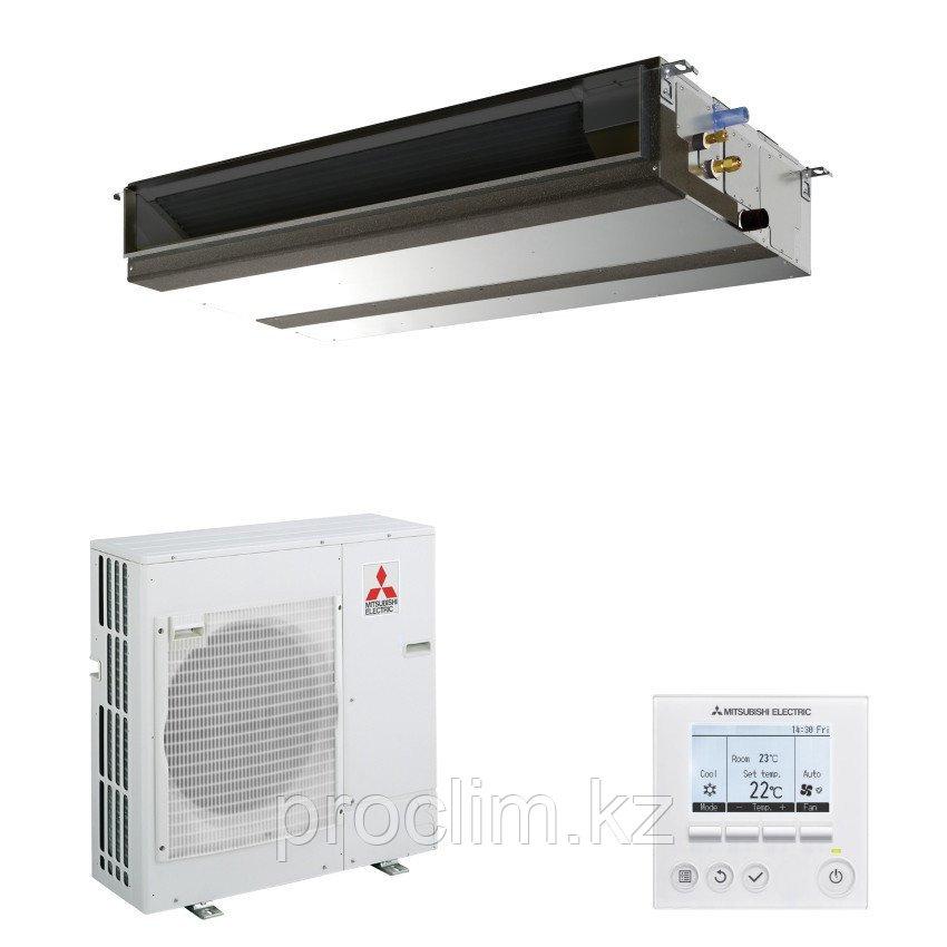 Канальный кондиционер Mitsubishi Electric PEAD-M100JA/PU-P100VHA