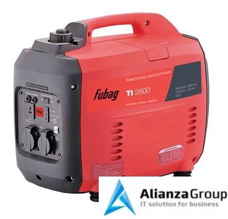 Цифровая инверторная электростанция FUBAG TI 2600