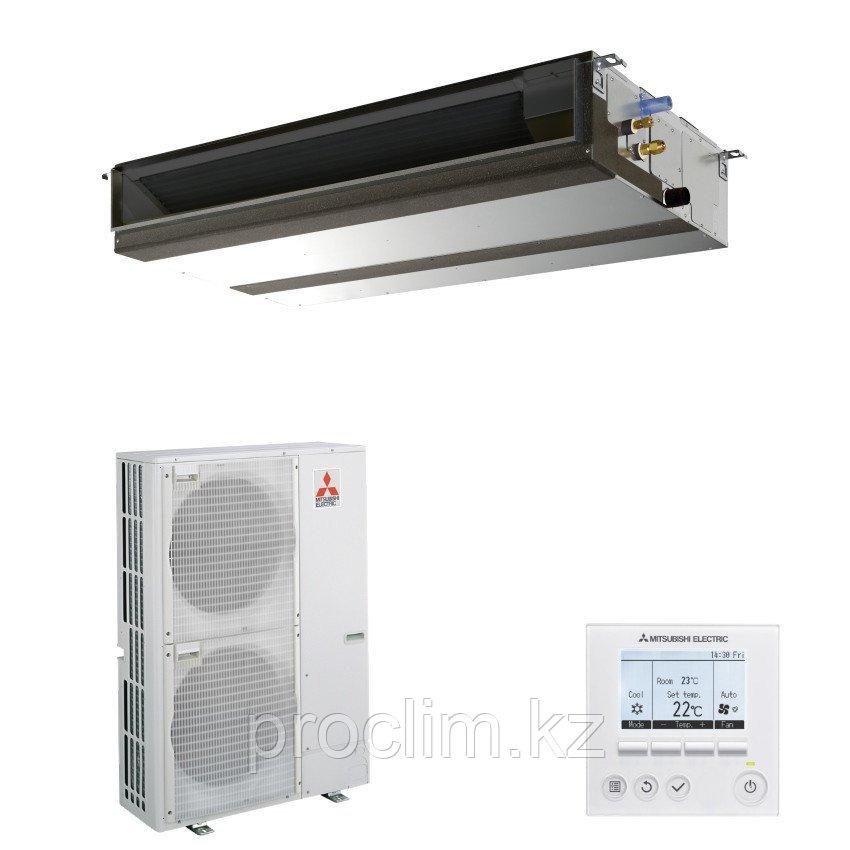 Канальный кондиционер Mitsubishi Electric PEAD-M125JA/PU-P125YHA