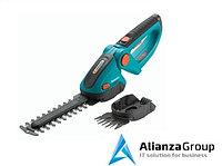 Аккумуляторные ножницы для газонов и кустарников GARDENA ComfortCut 08897