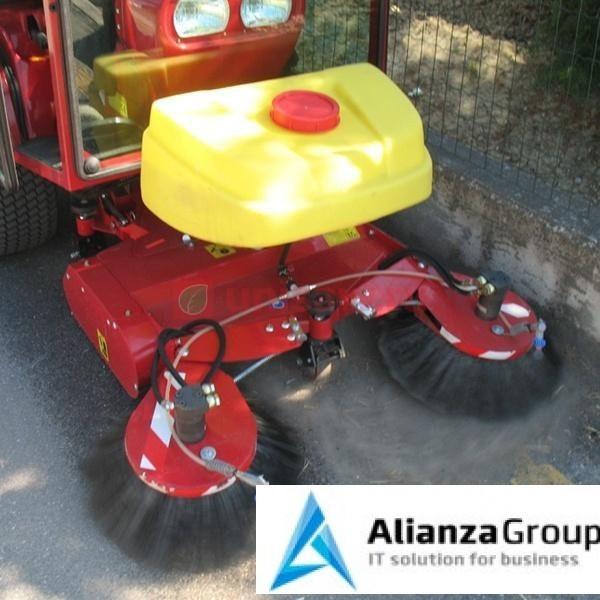 Система распыления для подметающего устройства Gianni Ferrari