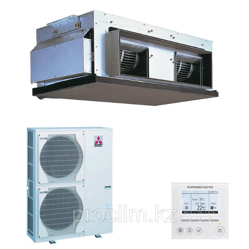 Канальный кондиционер Mitsubishi Electric PEA-RP400GAQ/2xPUHZ-P200YKA