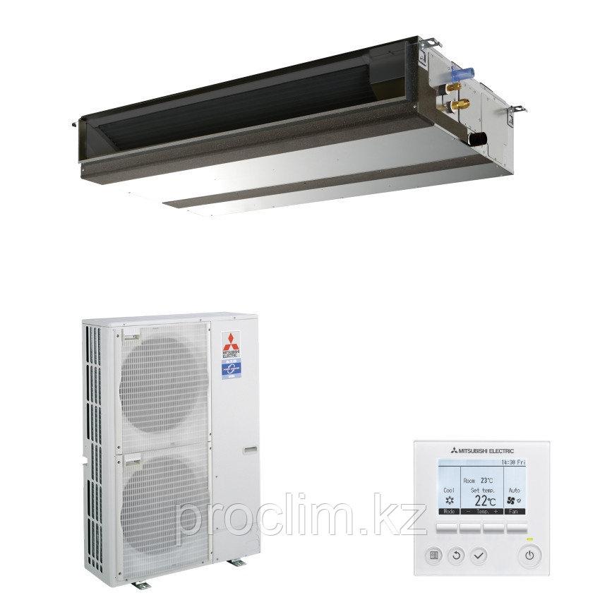 Канальный кондиционер Mitsubishi Electric PEA-RP500GAQ/2xPUHZ-ZRP250YKA