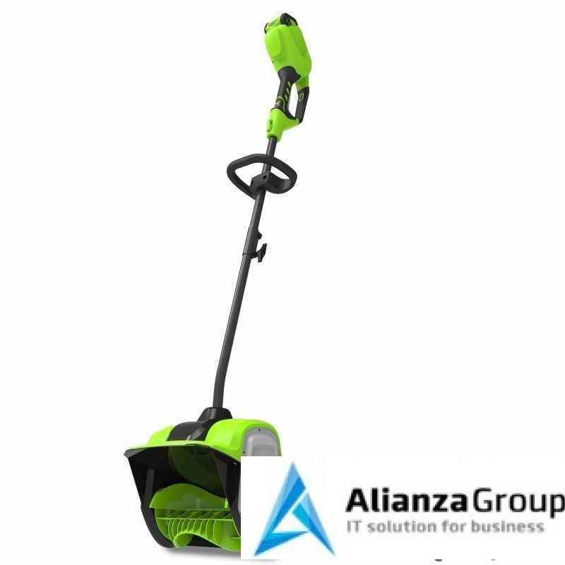 Снегоуборщик аккумуляторный Greenworks 40V, 30 см, бесщёточный без АКБ и ЗУ