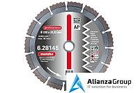 Алмазный диск Metabo 180х22,23мм Professional AP пеноблок,кирпич 628144000