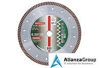 Алмазный диск Metabo 180х22,23мм Professional UP-T Turbo универсальный 628127000