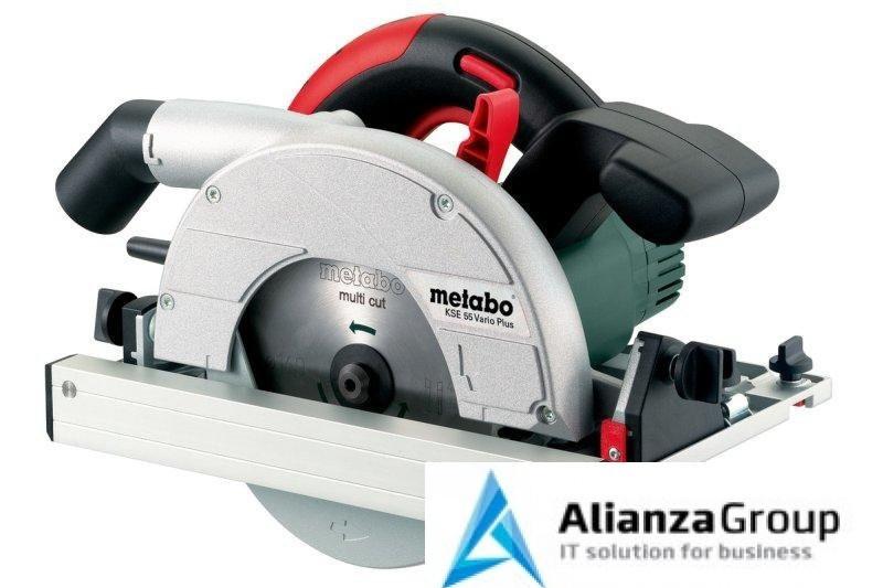 Ручная дисковая пила Metabo KSE 55 VARIO PLUS 601204000