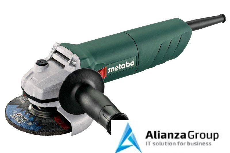 Угловая шлифовальная машина Metabo W 750-125 601231010