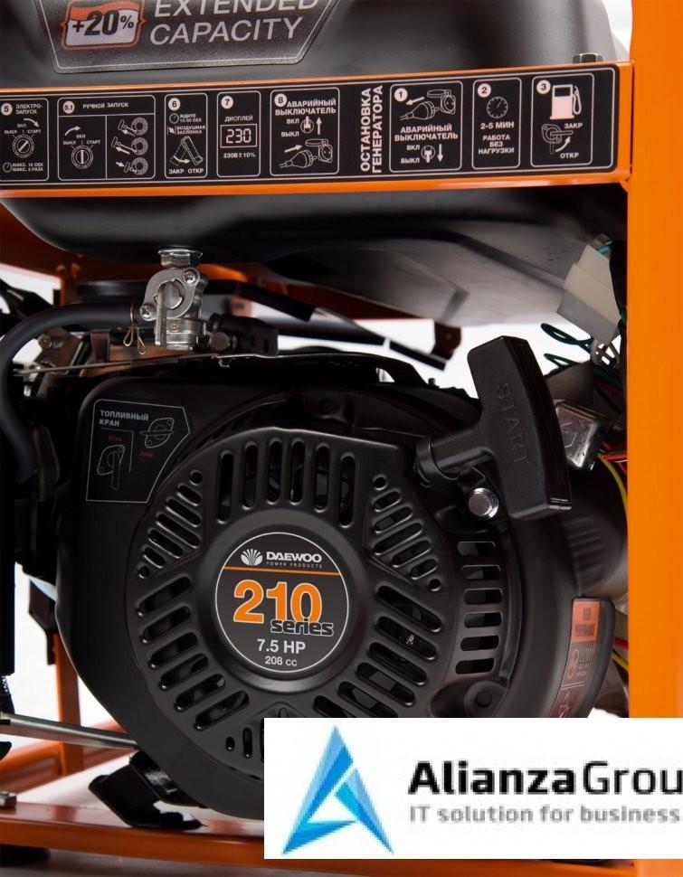 Двигатель бензиновый Daewoo GDA SERIES 210