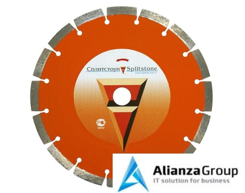 Алмазный диск Сплитстоун 400х25.4 (свежий бетон, кирпич, бетон) Standart 18284spl