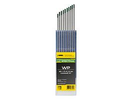 Электроды вольфрамовые КЕДР WP-175 Ø 3,0 мм (зеленый) AC