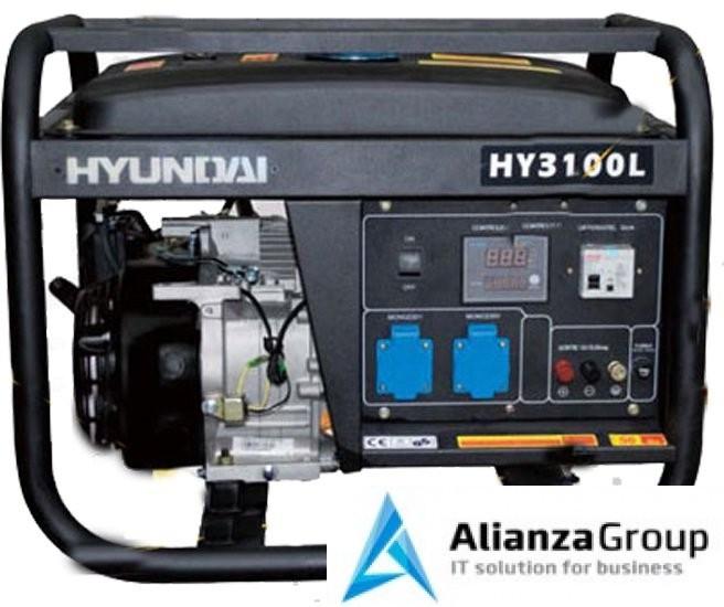Электростанция Hyundai HY7000LER, с дистанционным управлением