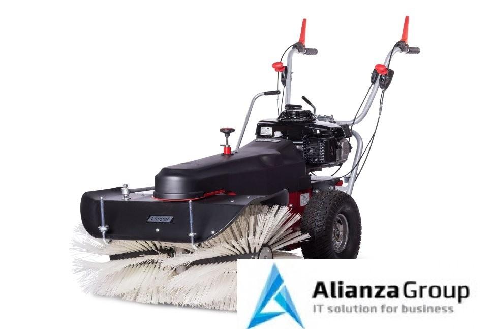 Профессиональная подметально-уборочная машина Limpar 84 Pro Honda (со щеткой для снега и грязи)