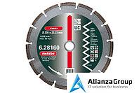 Алмазный диск Metabo 350х20/22,23/25,4мм Classic UC универсальный 628164000