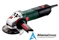 Угловая шлифовальная машина Metabo W12-125 Quick 600398500