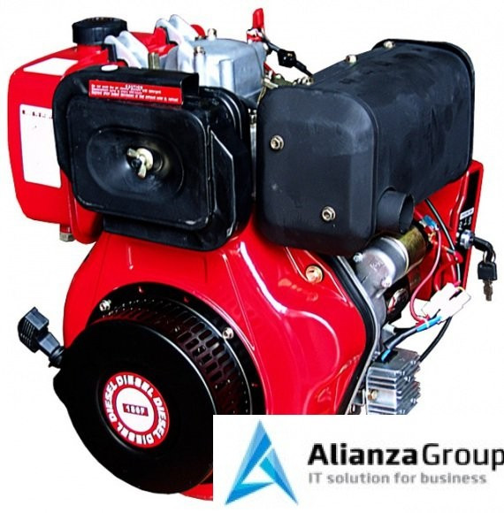 Дизельный двигатель Green Field LT 170 F