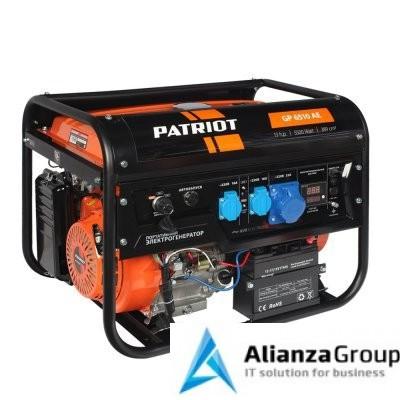 Генератор бензиновый Patriot GP 6510AE