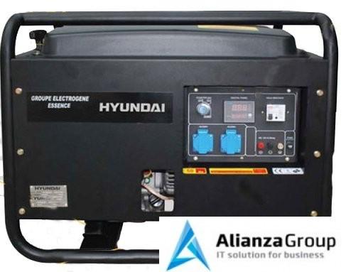 Электростанция Hyundai HY9000SE старая модификация