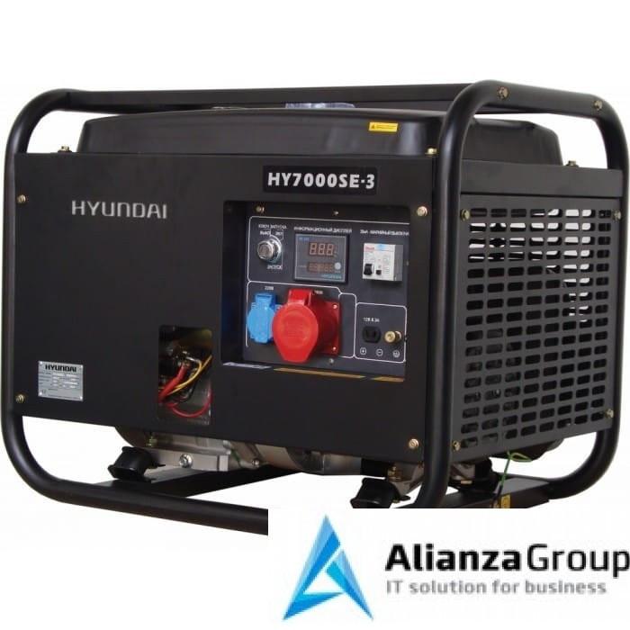 Электростанция Hyundai HY 7000SE-3