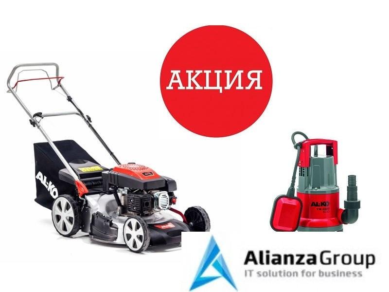Бензиновая газонокосилка AL-KO 5.1 SP-S Easy