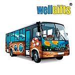 Оклейка автобусов рекламой, фото 2