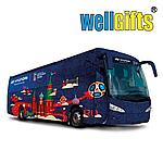 Оклейка автобусов рекламой, фото 3