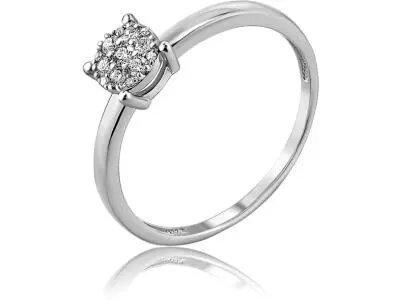 Золотое кольцо Diamond Union 5-3227-103-1Б_165