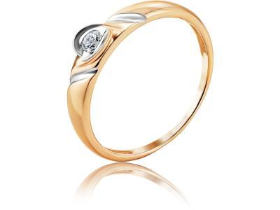 Золотое кольцо Diamond Union 5-3220-103-1К_165