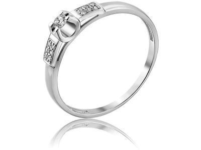 Золотое кольцо Diamond Union 5-3096-103-1Б_17