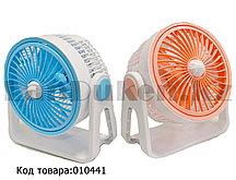 Настольный вентилятор вращающийся электрический HEJ HJ-180-6