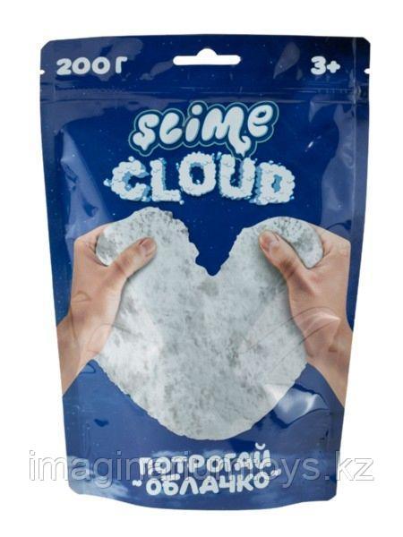 Слайм Cloud-slime Облачко с ароматом пломбира, 200гр
