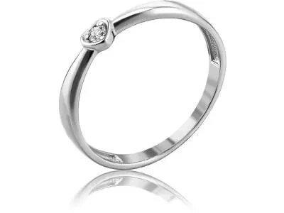 Золотое кольцо Diamond Union 5-2947-103-1Б_17