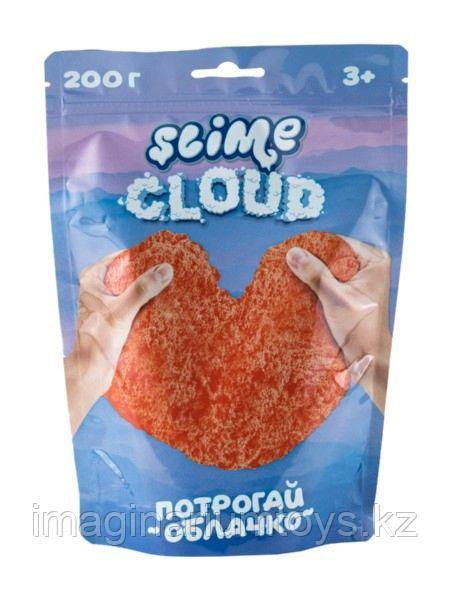 Слайм Cloud-slime Рассветные облака с ароматом персика, 200гр