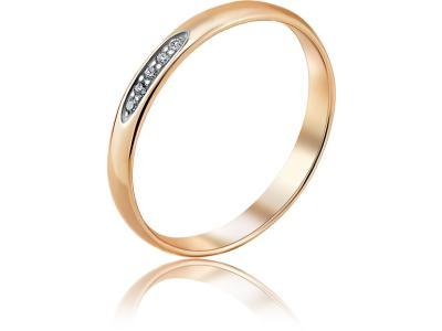 Золотое кольцо Diamond Union 5-2542-103-1К_17