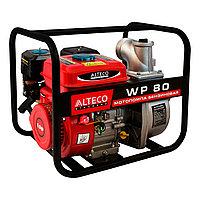 Мотопомпа бензиновая WP80 ALTECO