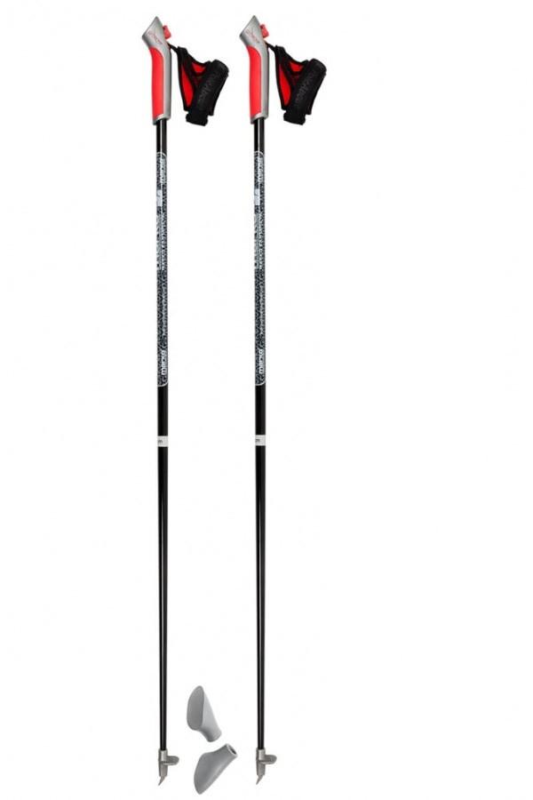 Карбоновые палки для скандинавской ходьбы MARKO KANTANEVA, карбон 60% 115 см