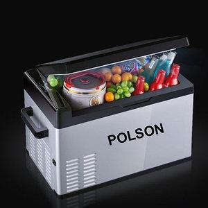 Компрессорный автохолодильник POLSON 40L