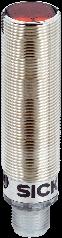 Фотоэлектрический датчик в цилиндрическом корпусе