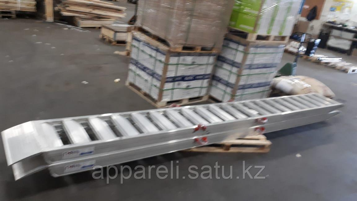 Аппарели для спецтехники и полуприцепов 5500 кг