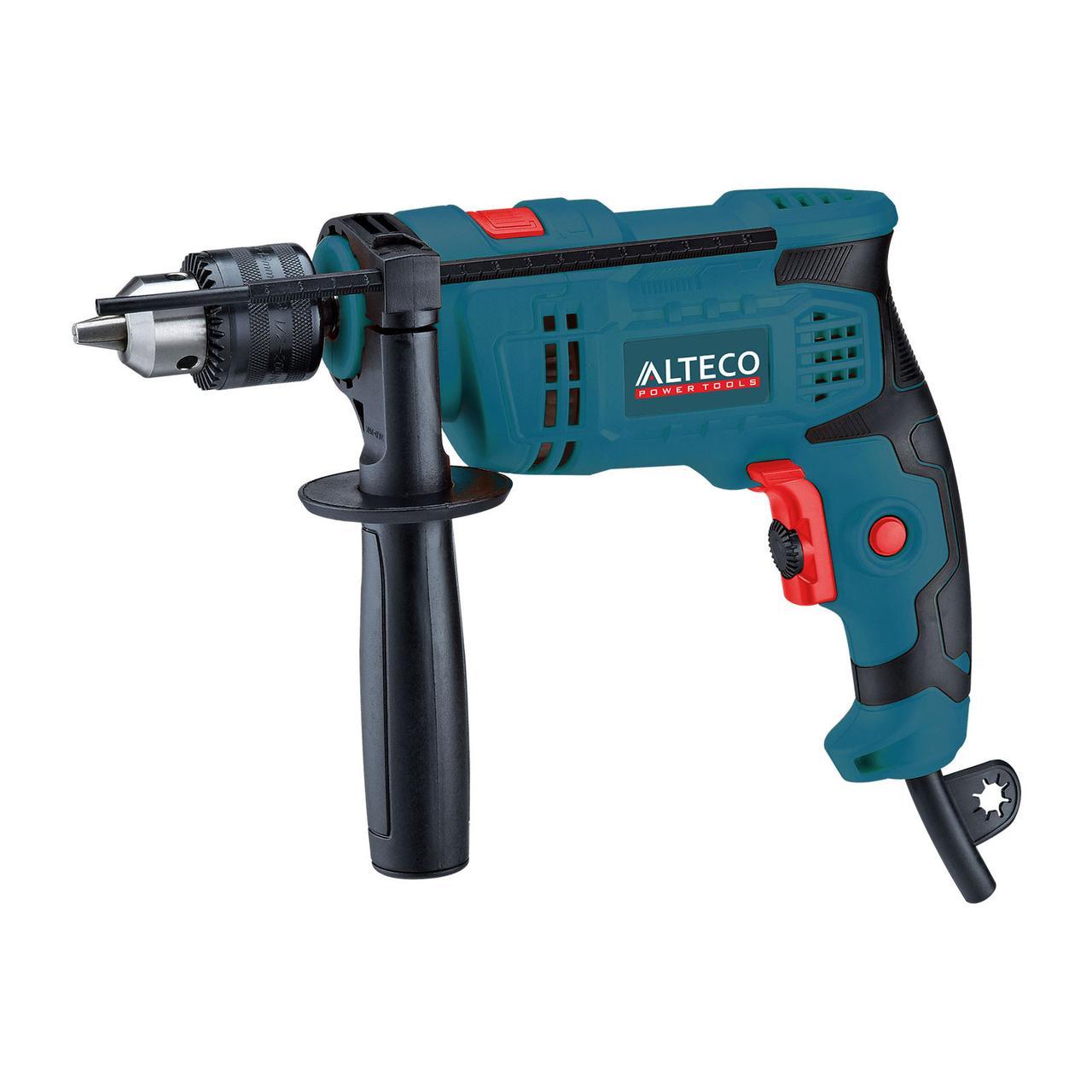 Дрель ударная DP 600-13 ALTECO