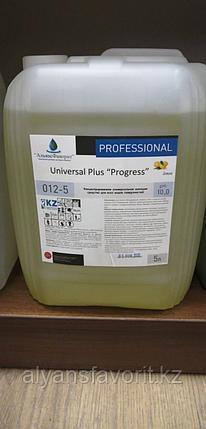 Universal Plus Progress- универсальное моющее средство для твердых поверхностей. 5 литров ПНД.РК, фото 2