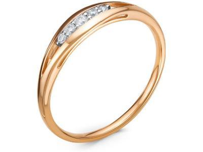 Золотое кольцо Diamond Union 5-2386-103-1К_18