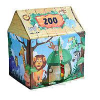 Детская палатка Зоопарк, фото 1