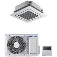 Кассетный кондиционер Samsung AC026JNNDEH/AF / AC026JXNDEH/AF