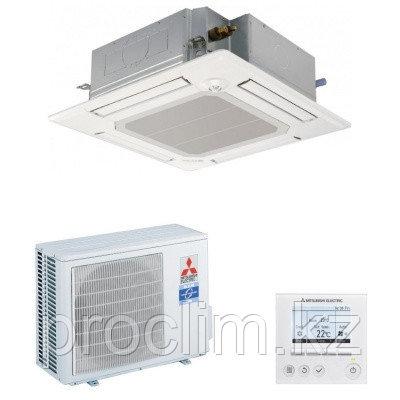 Кассетный кондиционер Mitsubishi Electric PLA-M35EA/PUHZ-ZRP35VKA