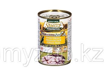 STUZZY MONOPROTEIN  влажный корм для собак Свежая курица  400 гр