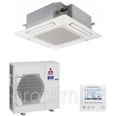 Кассетный кондиционер Mitsubishi Electric PLA-M60EA/PUHZ-ZRP60VHA