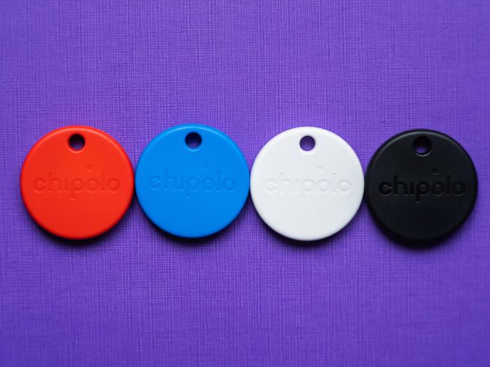 Умный брелок Chipolo ONE со сменной батарейкой (комплект из 4-х штук) - фото 4