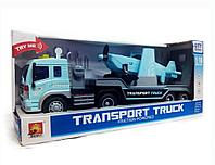 "Модель автовоза Transport Truck ""City Service"" WENYI арт. WY571"