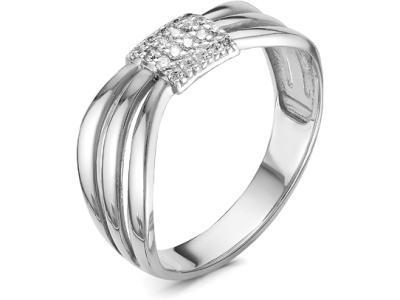 Золотое кольцо Diamond Union 1-646-103Б_18